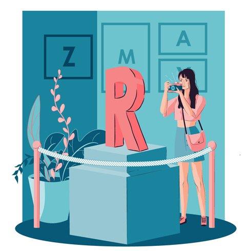 Celovite jezikovne resitve -ilustracija